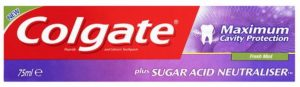 Best Toothpaste: Colgate max Cavity protection is an all rounder