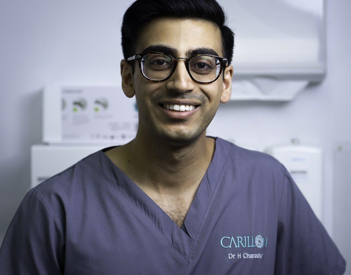 Dr Hemal Charadva