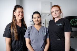 Sedation Dentistry team at Carillon Dental Care