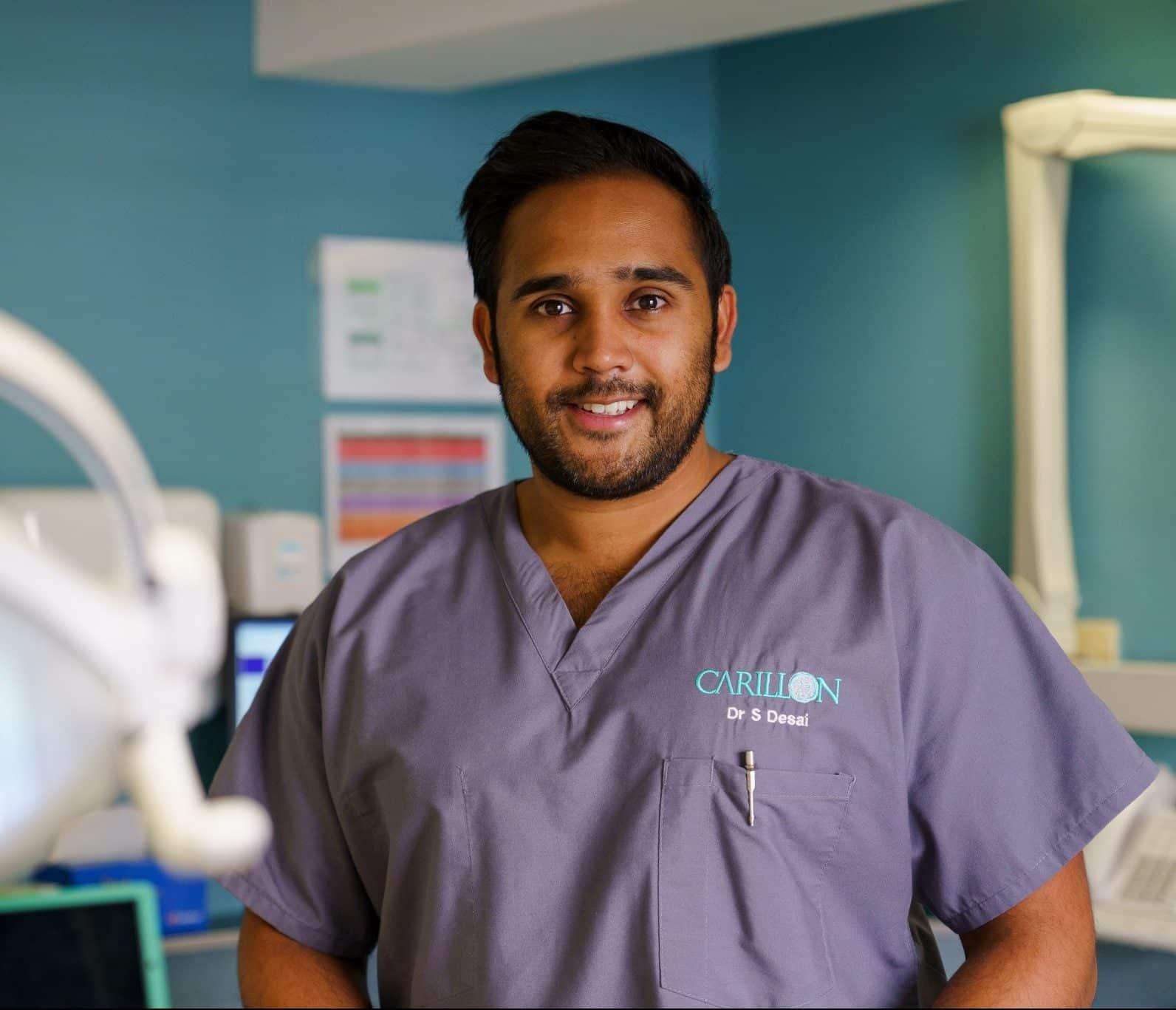 Dr Savan Desai